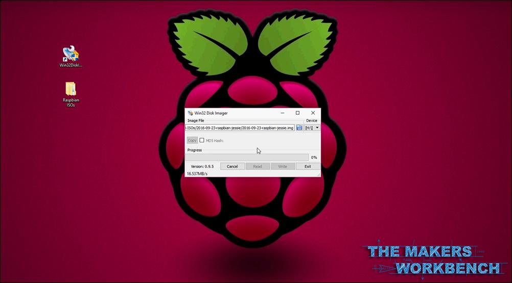 Raspberry Pi Basics: Installing The Latest Version of Raspbian onto