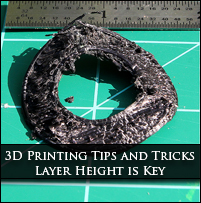 3D Printing Tips and Tricks #1 - Layer Height is Key to Good Prints