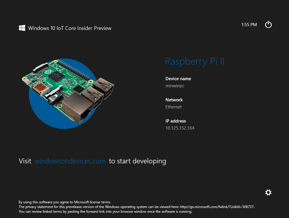 Windows 10 IoT Core Insider's Preview! Install Windows 10 on your Raspberry Pi!