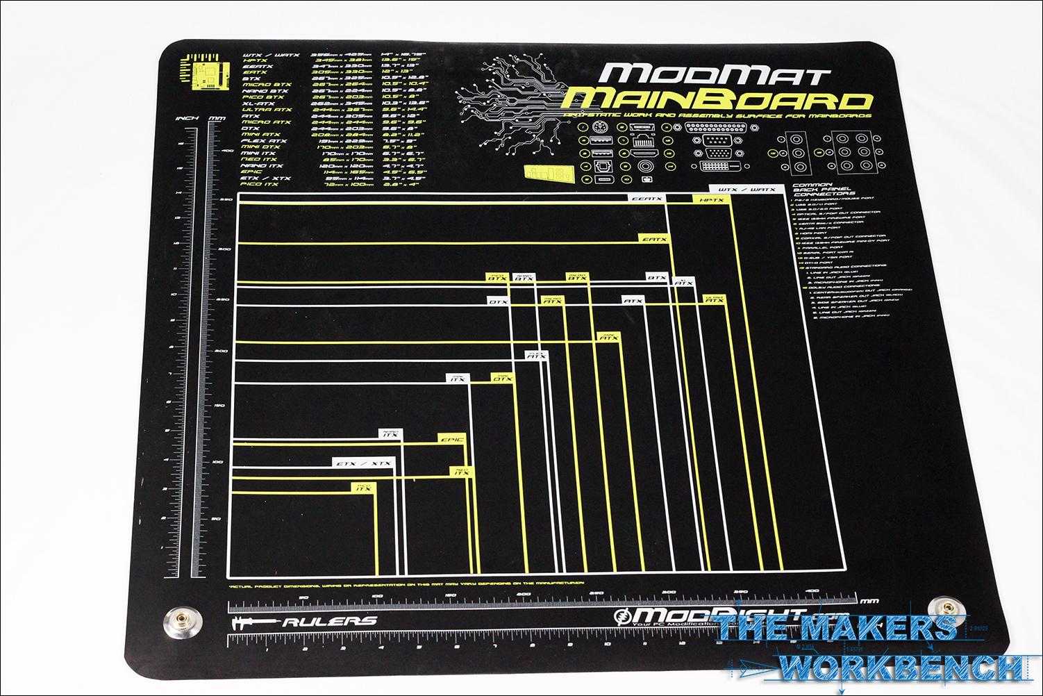Modright Xtreme And Main Board Anti Static Modmats Cube