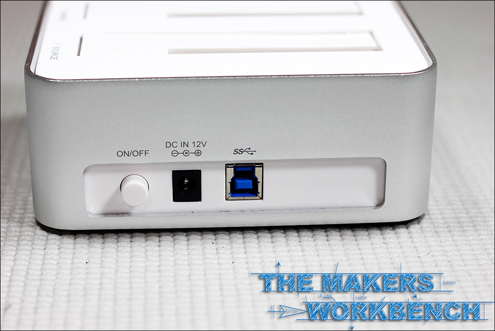 Ineo I-NA320I+ HDD Docking Station Review