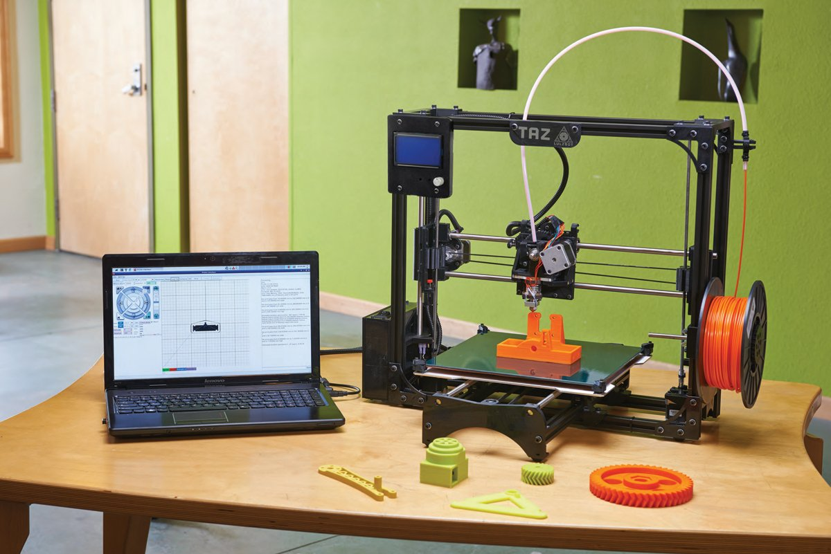 Lulzbot Launches Taz 2 The Next Generation Of 3d Printing