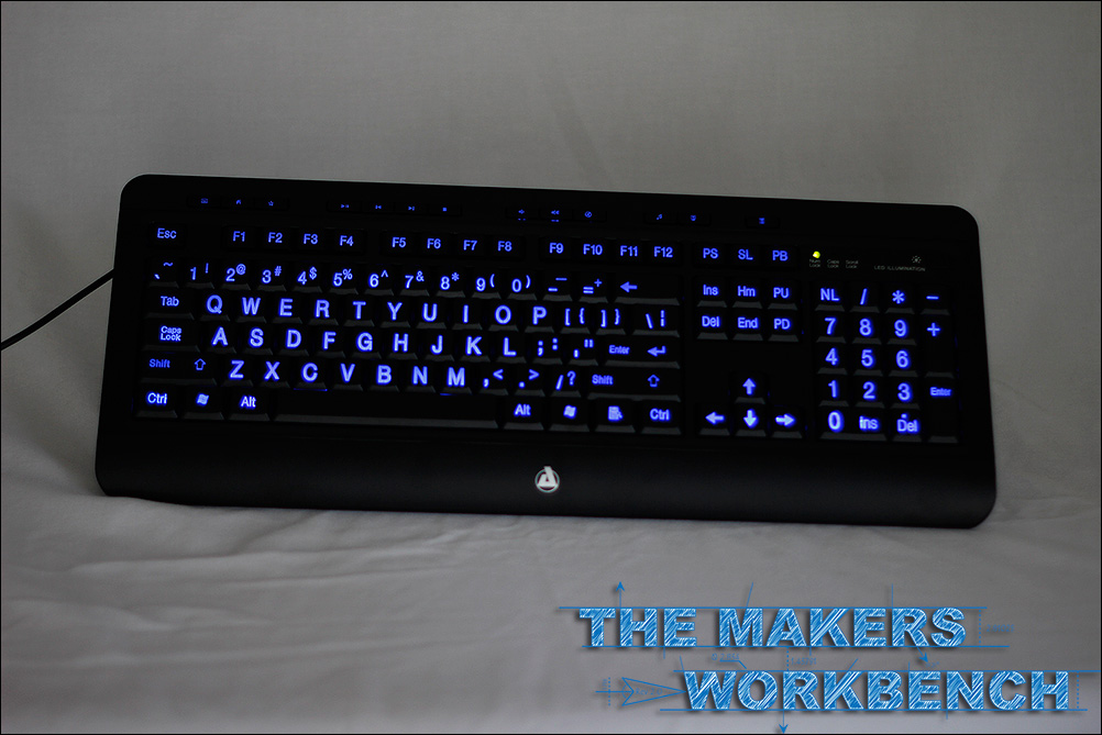 AZiO Large Print Keyboard