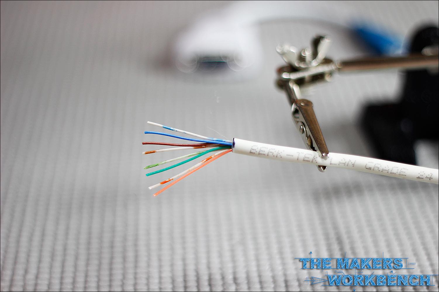DIY Meade 505 AutoStar cable.