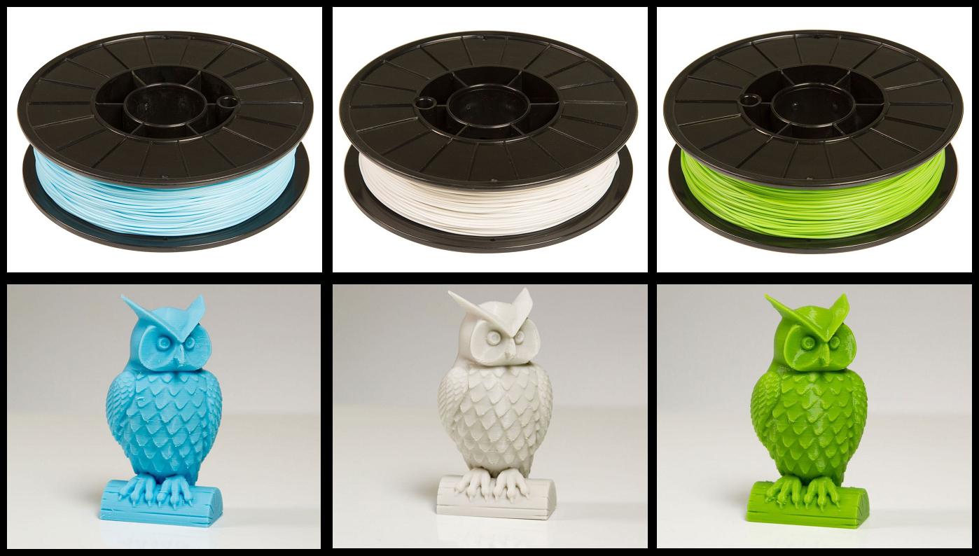 Výsledok vyhľadávania obrázkov pre dopyt printing filament green