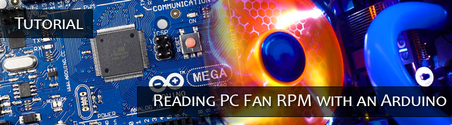 Reading PC Fan RPM with an Arduino