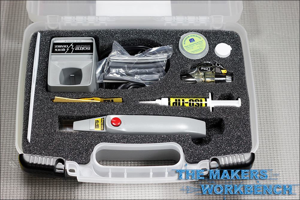 ISO-TIP Model 7710 Soldering Kit