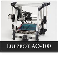 Lulzbot AO-100 3D Printer Reviewed