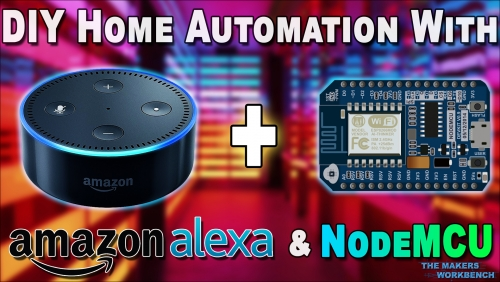 how to diy home automation with nodemcu and amazon alexa. Black Bedroom Furniture Sets. Home Design Ideas