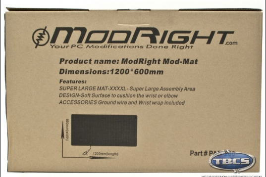 ModRight Super Large Anti-Static Mod-Mat