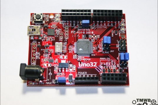 Digilent chipKIT Uno32 and Max32 Review