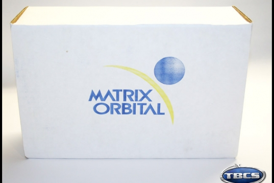 Matrix  Orbital GX Typhoon Graphic LCD