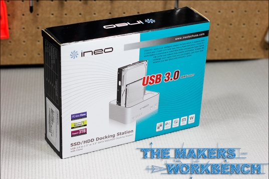 Ineo I-NA321U docking station review