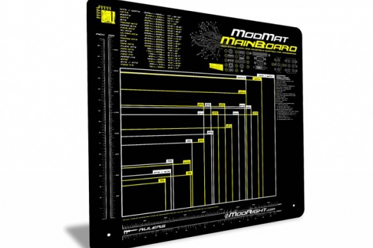 ModRight Xtreme and Mainboard Anti-Static ModMats