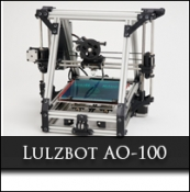 Lulzbot AO-100 3D Printer Reviewed