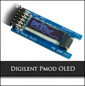 Digilent Pmod OLED Display
