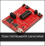 Texas Instruments MSP430 Launchpad
