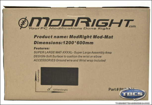 Review Modright Super Large Anti Static Mod Mat Work And