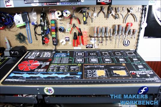 ModRight Xtreme and Mainboard Anti-Static ModMats