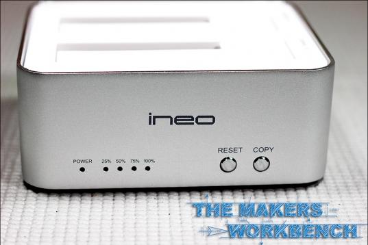 Ineo I-NA321U docking station review