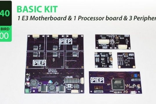 Overview / Review of the E3 Embedded Systems Processor Independent Embedded Platform PIEP development Kit