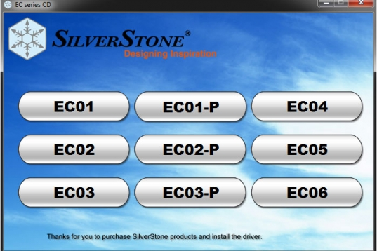 Silverstone EC01-P+ and CP09 review