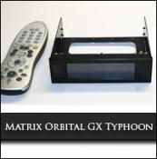 Matrix Orbital GX Typhoon Graphic LCD