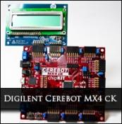 Digilent Cerebot MX4 cK
