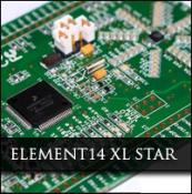 Element14 and Freescale's  XL-STAR- S08 Development Board.